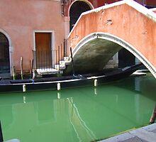 Bridge & Boat by Lakez
