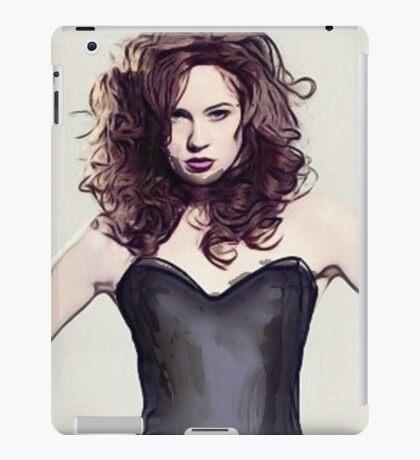 Karen iPad Case/Skin