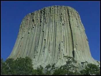 DEVIL'S TOWER by KENNER
