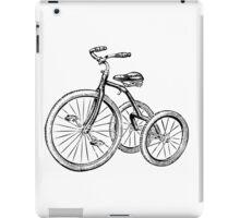 Trike iPad Case/Skin