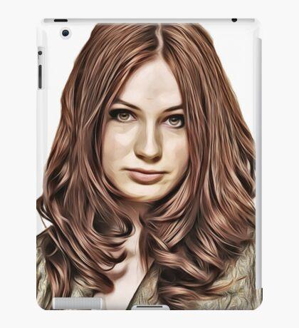 Karen G iPad Case/Skin