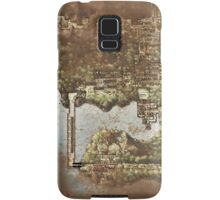 Distressed Maps: Pokemon Kanto Samsung Galaxy Case/Skin