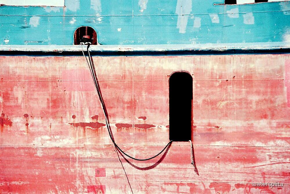 ship on dreams by watersplita