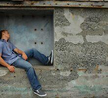 Sleeping by DANIEL SUDAR