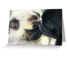 I Wuv You To Pieces Greeting Card