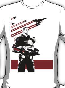 N7- Commander Shepard (Male) T-Shirt