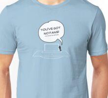 NO FANS, NO GROUND Unisex T-Shirt