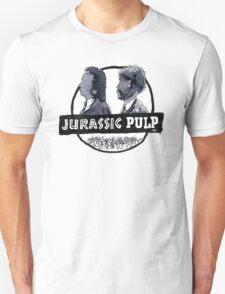 Jurassic Pulp Official T-Shirt (Jurassic Park / Pulp Fiction) Unisex T-Shirt