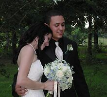 bride & groom by happygirl29