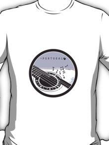 Symbols of Portugal - FADO T-Shirt
