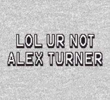 Lol ur not alex turner by itsaisha