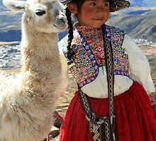 Peruvian Girl by Rory Skopek