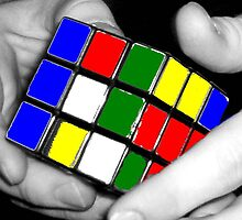 Rubix Colored by darkroomdiva
