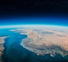 Earth view by MartijnKort