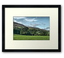 Hazel Head Framed Print