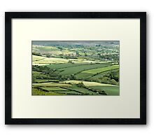 North York Moors..one view Framed Print