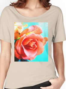 First Blush Women's Relaxed Fit T-Shirt