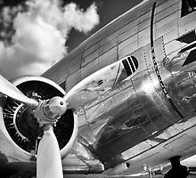 DC-3 power by Ian Merton