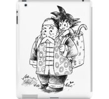 DB drawing iPad Case/Skin
