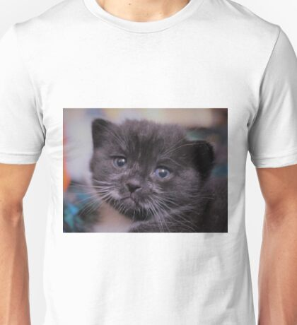 Whiskers on Whiskers Unisex T-Shirt