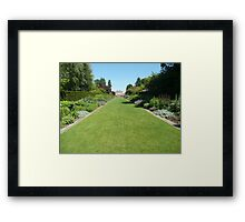 Newby Hall North Yorkshire Framed Print