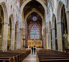 St Patrick's - Ireland by Mary Carol Story