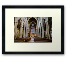St Patrick's - Ireland Framed Print