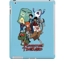 Adventure Time-Lord Number Ten iPad Case/Skin
