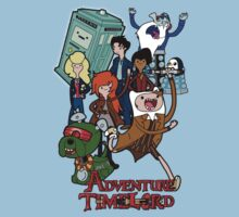 Adventure Time-Lord Number Ten by Andrethegiant