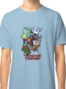 Adventure Time-Lord Number Ten Classic T-Shirt