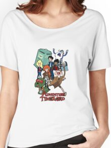Adventure Time-Lord Number Ten Women's Relaxed Fit T-Shirt