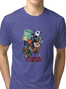Adventure Time-Lord Number Ten Tri-blend T-Shirt