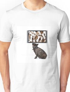 Dreaming Dog Unisex T-Shirt