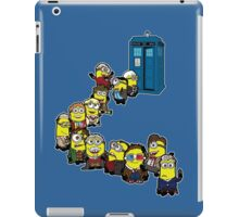 Trouble in Time and Space iPad Case/Skin