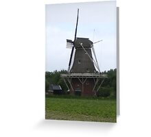 Proud to be Dutch Greeting Card