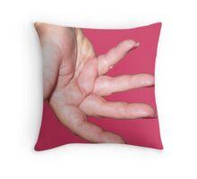 An Offer Throw Pillow