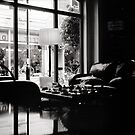 Coffee Shop - Everyone's Left by Andy Freer