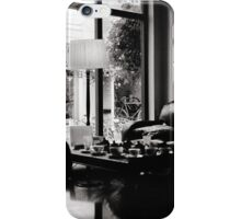 Coffee Shop - Everyone's Left iPhone Case/Skin