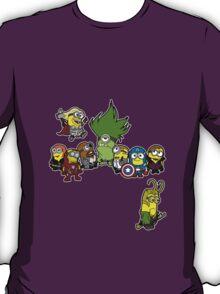 Minions Assemble T-Shirt