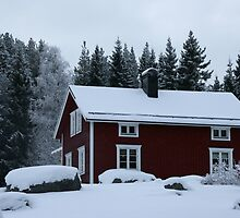 Gingerbread house by MagnusAgren