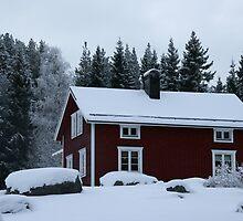 Gingerbread house by MagnusAgren