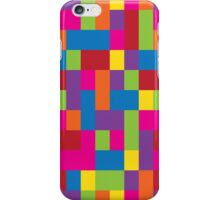 Rainbow Blocks iPhone Case/Skin