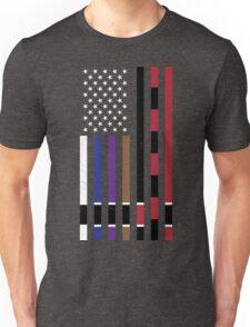 BJJ Stars and Stripes Unisex T-Shirt
