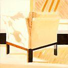 fauteuil cube by frederiqueK