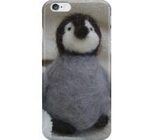 Baby Penguin from Teddy Bear Orphans iPhone Case/Skin