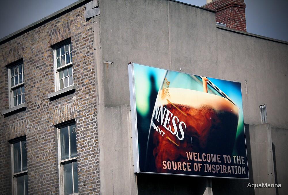 Dublin Billboard by AquaMarina