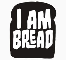 I am Bread 'mono' logo - Official Merchandise Kids Tee