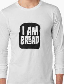 I am Bread 'mono' logo - Official Merchandise Long Sleeve T-Shirt
