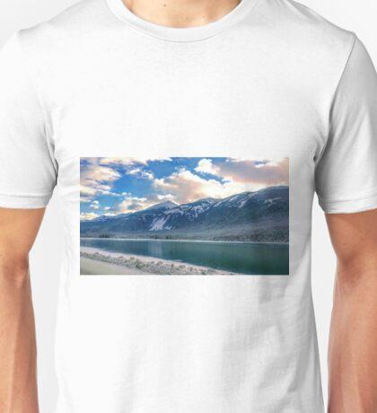 Turquoise Tranquility Unisex T-Shirt