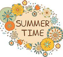 Summer Time by Elena Pronenko